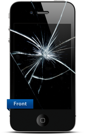 iPhone 4S Cracked LCD Repair Dallas Texas \u2013 Mac Tech Dallas