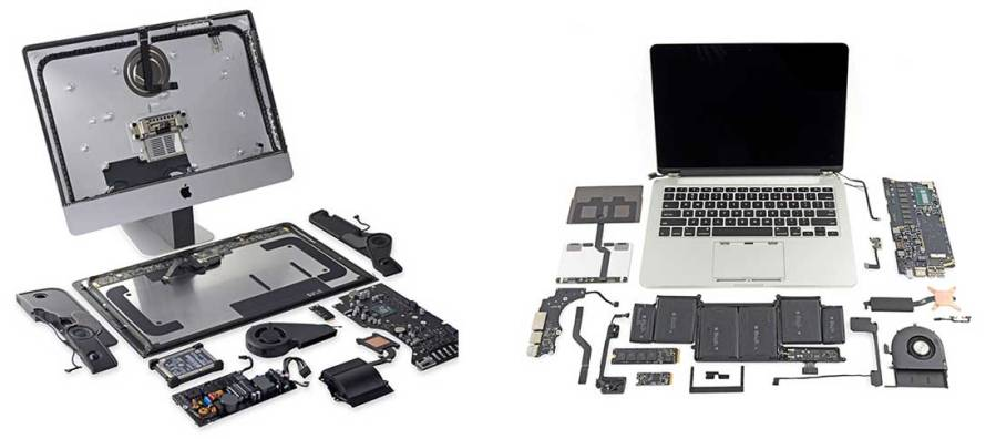 apple mac repair and upgrades